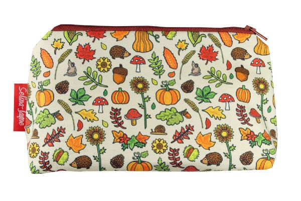 Selina-Jayne Autumn Meadow Cosmetic Bag